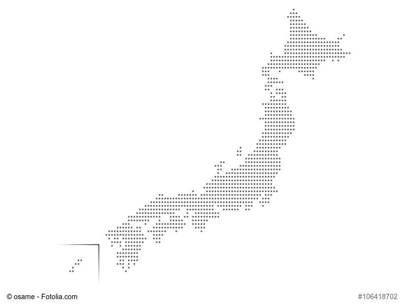 47都道府県のイメージ